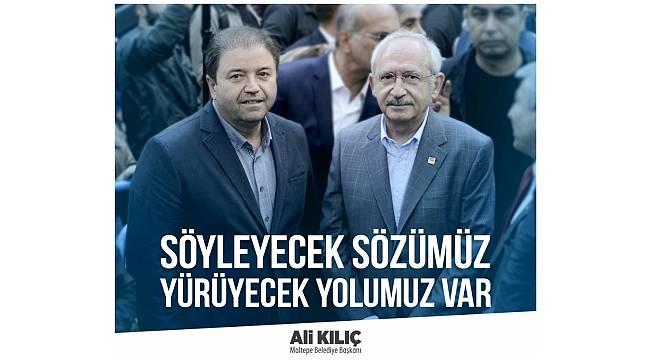 Başkan Kılıç'tan Kılıçdaroğlu'na destek
