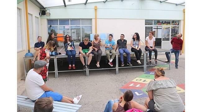Diyarbakırlı 2 genç Portekiz'de eğitime katıldı