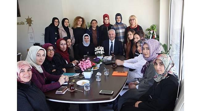 AK Parti Genel Merkez Kadın Kolları Kongresine Mardin'den 100 kişilik ekip