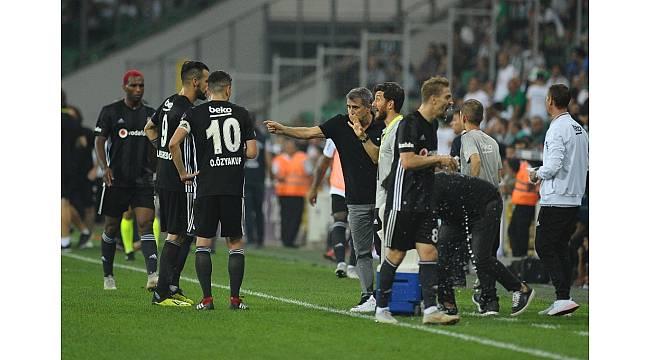Güneş'in Beşiktaş'taki en kötü başlangıcı