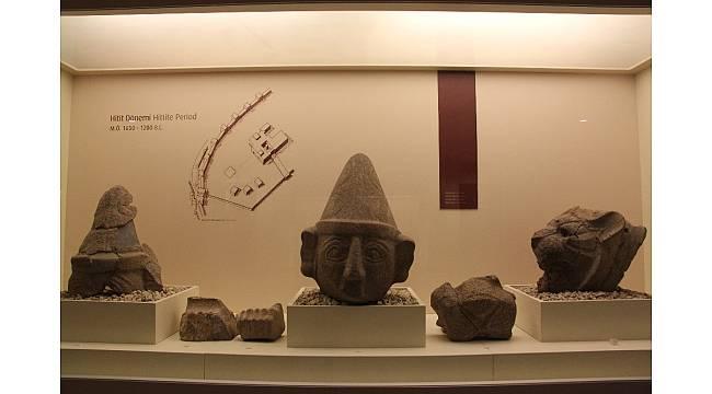 Hititlerin başkentindeki Boğazköy müzesi 6 medeniyete ev sahipliği yapıyor
