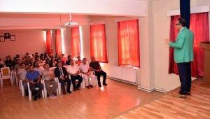 Öğretmenler ile değerlendirme toplantısı