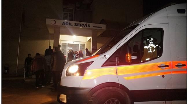Üzüm işçilerini taşıyan otobüs devrildi: 31 yaralı