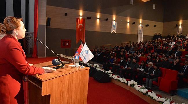 """MTÜ'de """"İŞKUR Kampüste"""" etkinliği düzenlendi"""