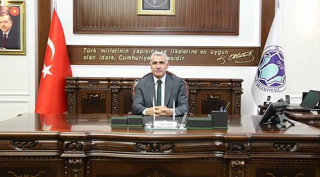 """Başkan Güder'den """"10 Ocak Çalışan Gazeteciler Günü"""" Mesajı"""