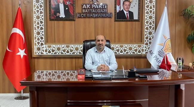 AK Parti Battalgazi İlçe Başkanı  Basri Kahveci 15 Temmuz şehitlerimizi rahmet ve minnetle yâd ediyorum.