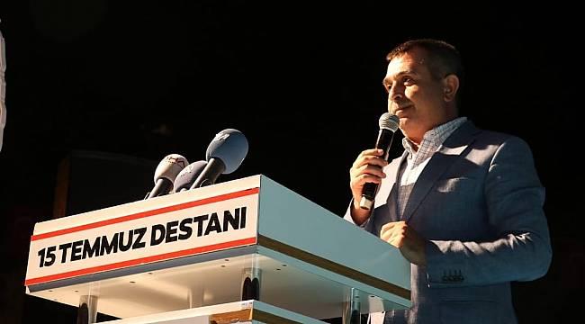 AK Parti Malatya İl Başkanı İhsan Koca'nın 15 Temmuz Demokrasi ve Milli Birlik Günü Mesajı.