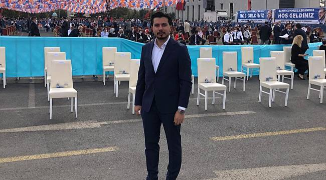 AK PARTİ YEŞİLYURT GENÇLİK KOLLARI SALİH TAV'A EMANET!