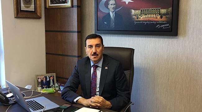 Ak Parti Malatya Milletvekili ve Ak Parti MKYK Üyesi Bülent Tüfenkci, Malatya'ya önemli yatırımların kazandırıldığı bir yılı geride bıraktıklarını söyledi.