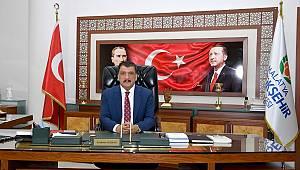 Başkan Gürkan Kadir Gecesi nedeniyle bir mesaj yayınladı