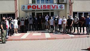 Terörle Mücadele Dairesi Başkanlığınca Bilgilendirme ve Önleme Faaliyetleri kapsamında..