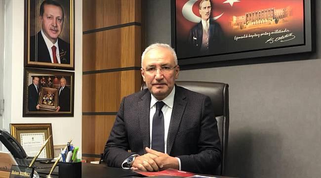 AK Parti Malatya Milletvekili Hakan Kahtalı, Kurban Bayramı Mesaji