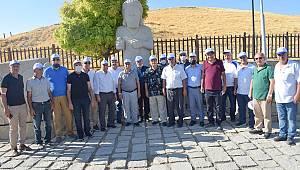 Malatya Kent Konseyi, Dünya Mirasında Emeği Geçenlere Teşekkür Etti